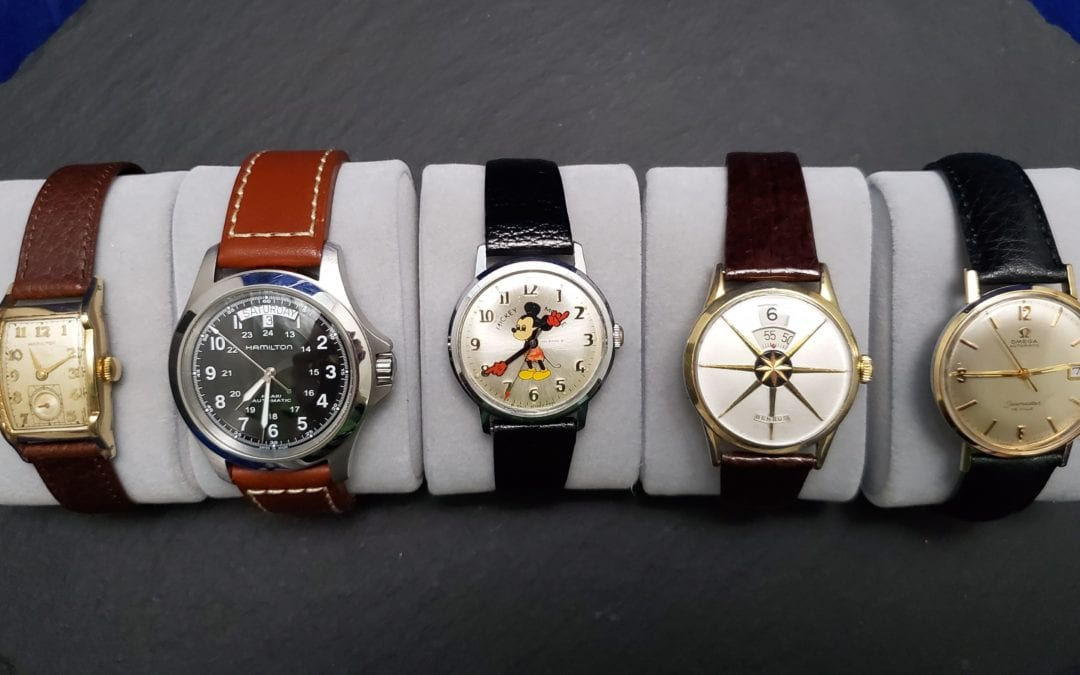 Five Vintage Watches Every New Collector Should Own