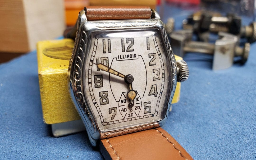Uh-oh – A New Watch Obsession – Illinois 1928 Mate